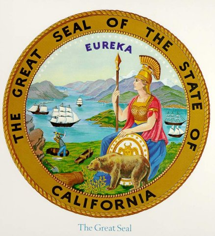 [Great Seal of the State of California]